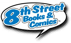 8th Street Books & Comics Online Gift Card (Electronic Delivery)