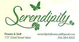 Serendipity Flowers and Stuff Online Gift Card (Electronic Delivery)