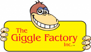 The Giggle Factory Online Gift Card (Electronic Delivery)