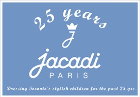 Jacadi Toronto Online Gift Card (Electronic Delivery)