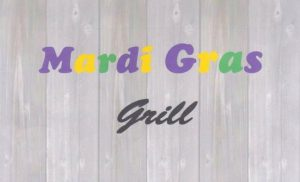 Mardi Gras Grill Online Gift Card (Electronic Delivery)