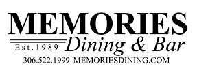 Memories Dining & Bar Online Gift Card (Electronic Delivery)