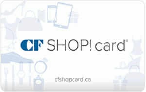 CF SHOP! card Standard Gift Card (Physical Delivery)