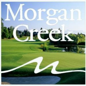 Morgan Creek Golf Course Standard Gift Card (Physical Delivery)