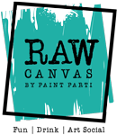 Raw Canvas Online Gift Card (Electronic Delivery)