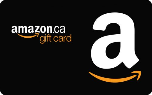 Amazon.ca Online Gift Card (Electronic Delivery)
