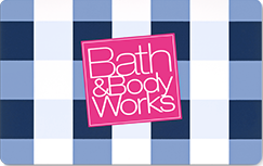 Bath & Body Works Online Gift Card (Electronic Delivery)