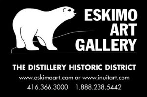 Eskimo Art Gallery Online Gift Card (Electronic Delivery)