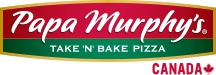 Papa Murphy's Online Gift Card (Electronic Delivery) - Select Locations