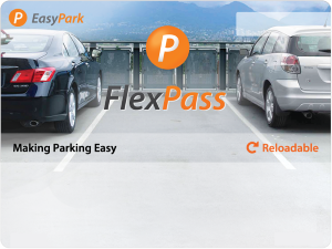 Easy Park Flex Pass Online Gift Card (Electronic Delivery)