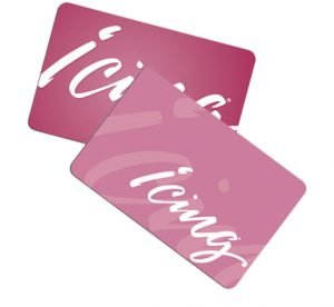 Icing Online Gift Card (Electronic Delivery)