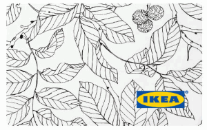 Ikea Standard Gift Card (Physical Delivery)