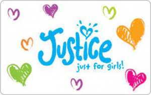 Justice Online Gift Card (Electronic Delivery)