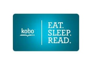 kobo Online Gift Card (Electronic Delivery)