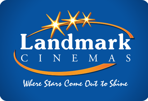 Landmark Cinemas Online Gift Card (Electronic Delivery)