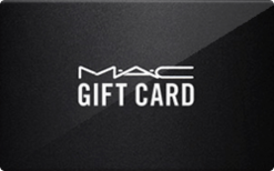 MAC Cosmetics Online Gift Card (Electronic Delivery)