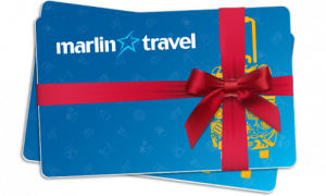 Marlin Travel Standard Gift Card (Physical Delivery)
