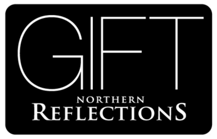 Northern Reflection Standard Gift Card (Physical Delivery)