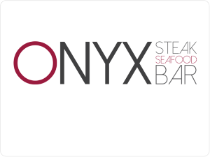 ONYX Steak Seafood Bar Online Gift Card (Electronic Delivery)