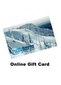 Pacific Boarder Online Gift Card (Electronic Delivery)
