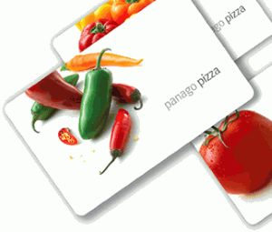 Panago Pizza Standard Gift Card (Physical Delivery)