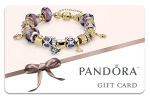 Pandora Standard Gift Card (Physical Delivery)