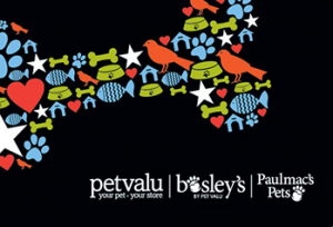 Paulmac's Pets Standard Gift Card (Physical Delivery)