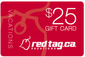 RedTag.ca Standard Gift Card (Physical Delivery)