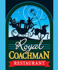 The Royal Coachman Online Gift Card (Electronic Delivery)