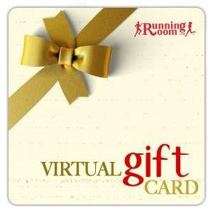 Running Room Online Gift Card (Electronic Delivery)