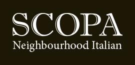 Scopa Neighborhood Italian Online Gift Card (Electronic Delivery)