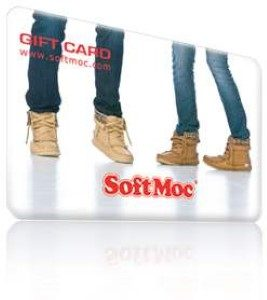 SoftMoc Online Gift Card (Electronic Delivery)