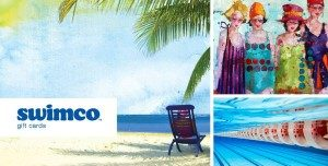 Swimco Online Gift Card (Electronic Delivery)