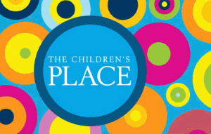 The Children's Place Online Gift Card (Electronic Delivery)