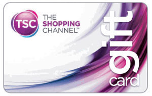The Shopping Channel Standard Gift Card (Physical Delivery)