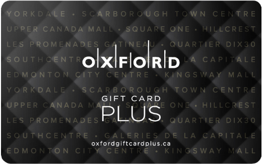 HomePhysical Gift CardsShipped from Coincards Oxford Gift Card Plus Standard Gift Card (Physical Delivery)